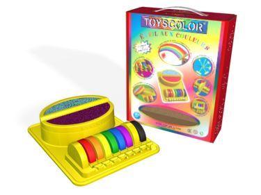 kit de peinture toyscolor eveil aux couleurs toyscolor. Black Bedroom Furniture Sets. Home Design Ideas